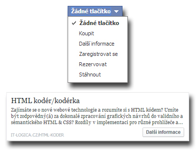 Call-to-action tlačítka