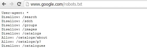 Soubor robots.txt