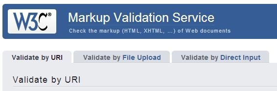 6 užitečných validátorů pro webmastery
